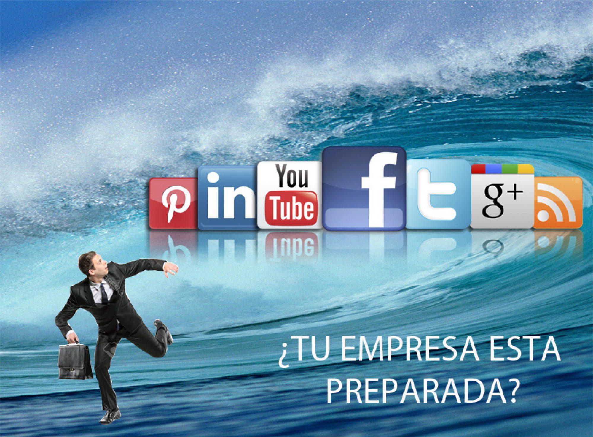 ¿Crees que tu empresa esta prepara para hacer frente al Tsunami Digital?
